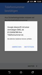 HTC One A9 - Apps - Konto anlegen und einrichten - 8 / 22
