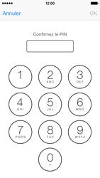 Apple iPhone 5 - Sécuriser votre mobile - Personnaliser le code PIN de votre carte SIM - Étape 10