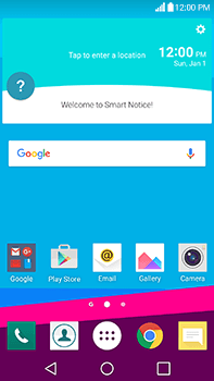 Android 6 0 (Marshmallow) Email & Messaging | NetZero | LG