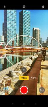Oppo A9 2020 - Photos, vidéos, musique - Créer une vidéo - Étape 13