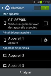 Samsung Galaxy Fame Lite - Bluetooth - Jumelage d