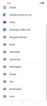 Oppo Find X2 Neo - E-mails - Ajouter ou modifier un compte e-mail - Étape 7