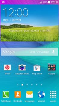 Samsung N910F Galaxy Note 4 - Internet - configuration automatique - Étape 4