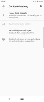 Sony Xperia 10 - Bluetooth - Geräte koppeln - Schritt 7