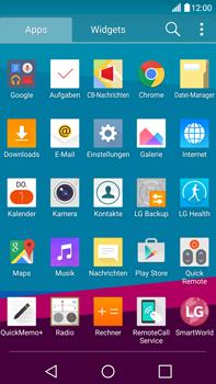 LG G4 - Apps - Konto anlegen und einrichten - 2 / 2