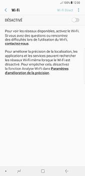 Samsung Galaxy Note9 - WiFi - Configuration du WiFi - Étape 6