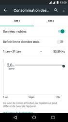 Wiko Rainbow Jam - Dual SIM - Internet - Désactiver les données mobiles - Étape 5