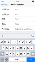 Apple iPhone 5c - iOS 8 - Applicazioni - Configurazione del negozio applicazioni - Fase 22