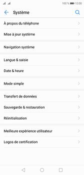 Huawei P20 - Aller plus loin - Mettre à jour le logiciel interne de votre mobile - Étape 5