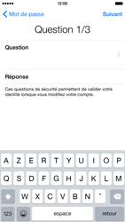 Apple iPhone 6 iOS 8 - Premiers pas - Créer un compte - Étape 23