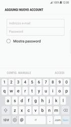 Samsung Galaxy S7 Edge - Android N - E-mail - configurazione manuale - Fase 6
