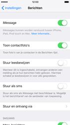 Apple Apple iPhone 7 - iOS features - Stuur een iMessage - Stap 5