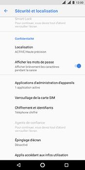 Nokia 5.1 - Securité - Modifier le code PIN de la carte SIM - Étape 5