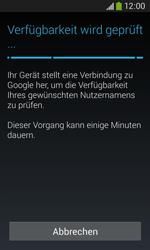 Samsung G3500 Galaxy Core Plus - Apps - Konto anlegen und einrichten - Schritt 10