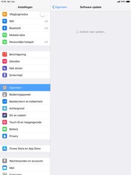 Apple ipad-pro-10-5-inch-ios-12 - Software updaten - Update installeren - Stap 5