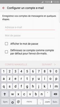 Samsung Galaxy S6 edge+ (G928F) - E-mail - configuration manuelle - Étape 5