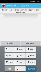 Bouygues Telecom Bs 471 - Sécuriser votre mobile - Activer le code de verrouillage - Étape 8