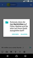 Sony Xperia XA1 - MMS - Erstellen und senden - 2 / 2