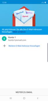 Samsung Galaxy Note 10 - E-Mail - Manuelle Konfiguration - Schritt 22