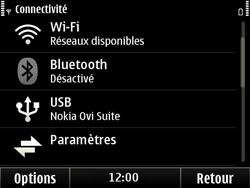 Nokia E6-00 - Internet - configuration manuelle - Étape 6
