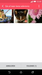 HTC Desire EYE - E-mail - E-mails verzenden - Stap 15