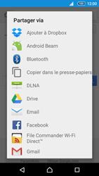 Sony Xperia Z5 Compact - Internet et roaming de données - Navigation sur Internet - Étape 18