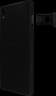 Sony Xperia X - SIM-Karte - Einlegen - 3 / 8