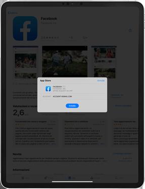 Apple iPad Pro 10.5 (1st gen) - iPadOS 13 - Applicazioni - Configurazione del negozio applicazioni - Fase 24