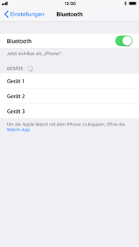 Apple iPhone 6s Plus - Bluetooth - Geräte koppeln - 0 / 0