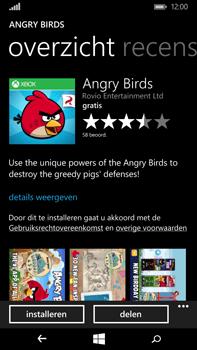 Microsoft Lumia 640 XL - Applicaties - Downloaden - Stap 15
