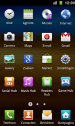 Samsung I9100 Galaxy S II - Internet - Uitzetten - Stap 3