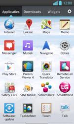 LG P710 Optimus L7 II - Netwerk - Handmatig netwerk selecteren - Stap 6