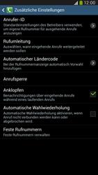 Samsung I9205 Galaxy Mega 6-3 LTE - Anrufe - Rufumleitungen setzen und löschen - Schritt 7