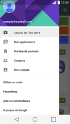 LG Spirit 4G - Applications - Comment vérifier les mises à jour des applications - Étape 5