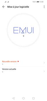 Huawei P30 Lite - Logiciels - Installation de mises à jour - Étape 6