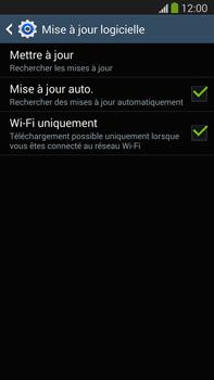 Samsung Galaxy Note III LTE - Logiciels - Installation de mises à jour - Étape 8