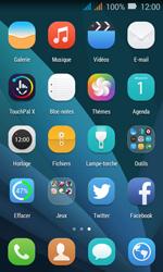 Huawei Y3 - E-mail - Configuration manuelle (yahoo) - Étape 3