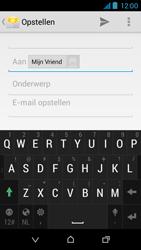 HTC Desire 310 - e-mail - hoe te versturen - stap 8