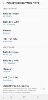 Samsung Galaxy J4+ - Photos, vidéos, musique - Prendre une photo - Étape 6