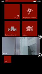 HTC Windows Phone 8X - Operazioni iniziali - Personalizzazione della schermata iniziale - Fase 9