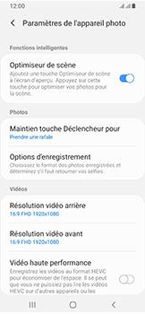 Samsung Galaxy A40 - Photos, vidéos, musique - Prendre une photo - Étape 7