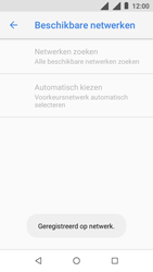 Nokia 1 - Bellen - in het binnenland - Stap 9