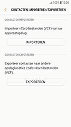 Samsung Galaxy A5 2016 (SM-A510F) - Android Nougat - Contacten en data - Contacten kopiëren van toestel naar SIM - Stap 7