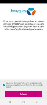 Samsung Galaxy A42 5G - Premiers pas - Configuration de l
