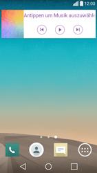 LG Spirit 4G - Startanleitung - Installieren von Widgets und Apps auf der Startseite - Schritt 8