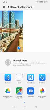 Huawei P30 Pro - Photos, vidéos, musique - Créer une vidéo - Étape 19