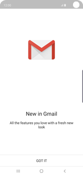 Samsung Galaxy S10 - E-mail - 032a. Email wizard - Gmail - Step 5