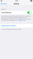 Apple iPhone 6s - Software - iCloud synchronisieren - 9 / 10