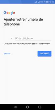 Huawei Mate 10 Pro - Applications - Créer un compte - Étape 14