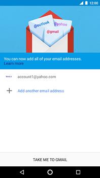 Nokia 6 (2018) - E-mail - Manual configuration (yahoo) - Step 13